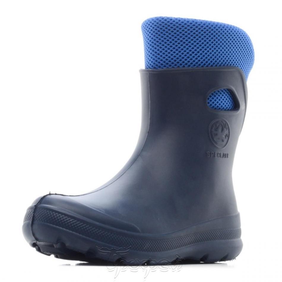 Ботинки РЫСЬ ЭВА 869 У темно-синие(-15С)