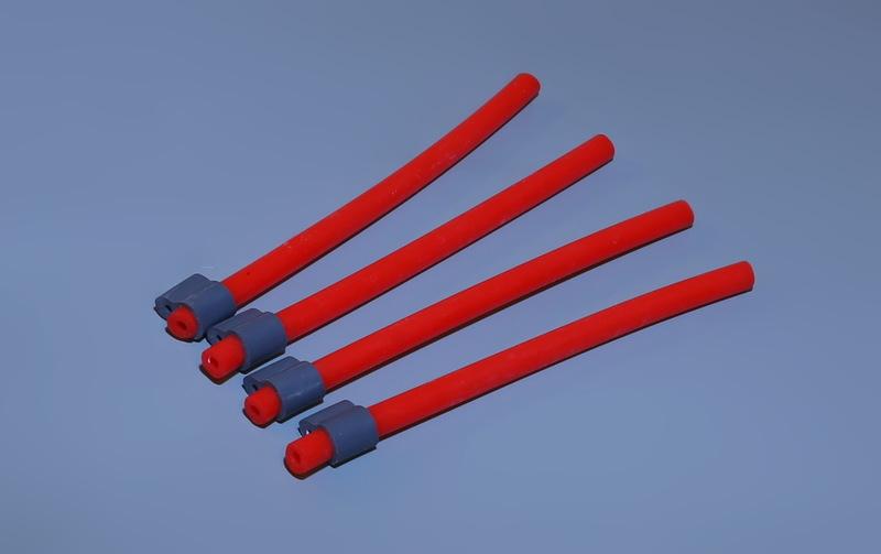Отводчики и трубочки