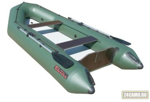"""Лодка ПВХ """"Тайга - 320 НД"""" (С-Пб)"""