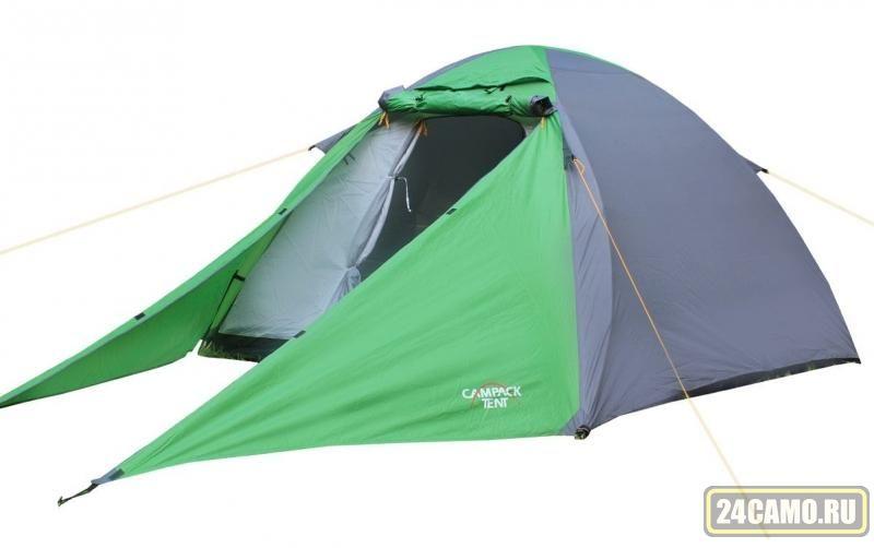 Палатка туристическая CAMPACK-TENT Forest Explorer 4 (2013)**