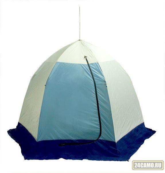 Палатка рыбака КУБ-3 (Стэк)