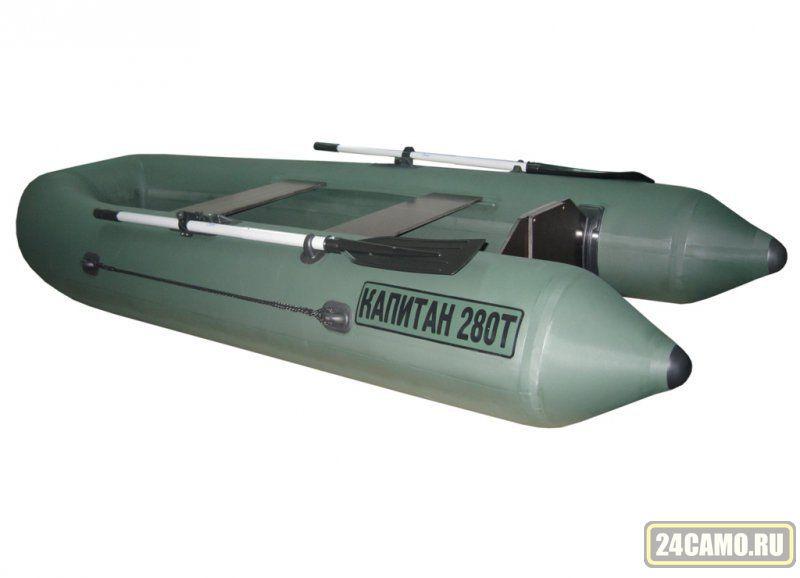 """Лодка ПВХ """"Капитан 280Тс"""""""