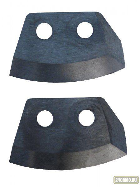 Ножи для ледобура HELIOS HS-110L (полукруглые, левые)