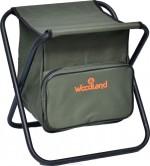 Стул Woodland Compact BAG складной, кемпинговый 38.5 x 32.5 х 40 см (сталь) (до 90кг)