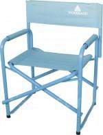 Кресло Woodland Camper Alu, складное, кемпинговое, 80 x 60 x 46 см (алюминий)