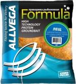 "Прикормка ALLVEGA ""Formula Bream"" 0,5кг (ЛЕЩ)**"