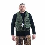 """Жилет страховочный (БК) """"Браконьер"""" (кам) (до 90кг)"""