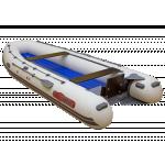 """Лодка ПВХ """"Калуга-480"""" Jet Tunnel (НДНД) NEW 2020"""