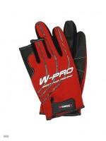 Рыболовные перчатки WONDER W-PRO WG-FGL033 (красные без пальца) L пара