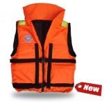 Жилет спасательный REGATA 80 (р.48-52, 80кг, оранжевый)