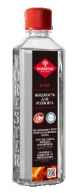 Жидкость FORESTER д/розжига, чистый парафин 0,5л