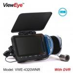 Камера для рыбалки 4.3 дюйма (кабель 20м, ИК-подсветка, функция записи)