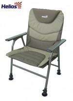 Кресло карповое HELIOS HS-BD620-084203