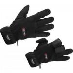 GAMAKATSU Перчатки с открытыми пальцами FLEECE