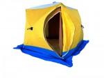 Палатка рыбака КУБ-3 двухслойная (Стэк)