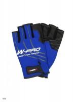 Рыболовные перчатки WONDER W-PRO WG-FGL053 (син. без пальцев) L пара