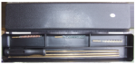 """Набор д/чистки ружей """"Спектр"""" (клб. 5,6 мм.) с латун. шомполом 4мм."""