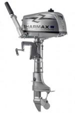 Лодочный мотор 2х-тактный Sharmax SM5HS