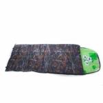 """Спальник-одеяло СО-300 """"Гигант"""" разъемный с подголовн. (таффета) (КМФ) (200х85) (+5/+15)"""