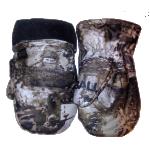 Верхонки на синтепоне (Тайга)