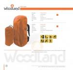 Чехол штормовой для рюкзака WoodLand RAINCOVER M