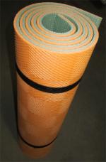 Коврик WoodLand Forest Lux 10 (1800x600x10 мм, цвет хаки/оранж.)