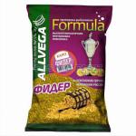 "Прикормка ALLVEGA ""Formula Feeder Carp"" 0,9кг (ФИДЕР КАРП)"