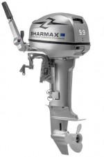 Лодочный мотор 2х-тактный Sharmax SM9.9HS