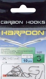 "Крючок SWD ""HARPOON"" Baitholder №6BN (ф.№10) (10шт.) (3221206)"