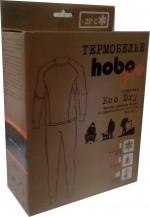 Термобелье HoboPro ECO-DRY черный