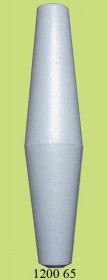 1200 70 Поплавок для дальн. заброса упрощенный (h100/d40) 70г (25шт)