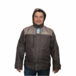 "Куртка ""Иркут"" темная (таслан/флис) (БК)"