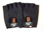 Перчатки вело NEW коричневые р.XL (Клифф)