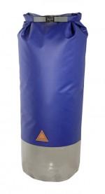 Гермомешок Woodland Dry Bag 40 л, пвх, с лямкой, цвет синий