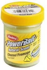 "Паста форелевая ""Berkley"" NATURAL SCENT TROUT BAIT 50gr CHEESE LIGHT GREEN (сыр/св.зеленый)"
