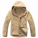 Куртка SoftShell акулья кожа (койот)