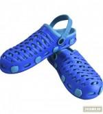 Пантолеты EVA Комби Слим AS004 синий-бирюз