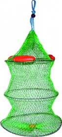 Садок плавающий SIWEIDA (d-40см, l-45см, яч. 30мм) (5411011)
