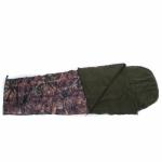 Спальник-одеяло СО-300 с подголовником разъемный (таффета) (КМФ) (200х75) (+5/+15)