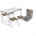 Набор стол+стулья 4шт, ССТ-К2