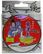 """Леска SIWEIDA """"Samurai"""" (ST3) 100м 0,30 (8,97кг) прозрачная"""