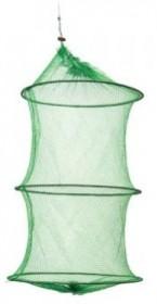 Садок SIWEIDA 2к (капрон) (d-30см, l-25см, яч.5мм) (5413011)