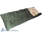 Спальник-одеяло СО-200 разъемный (200*75) (подкл/аляска/поликоттон) (+20/+10)