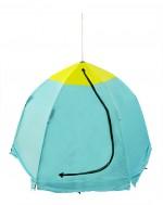 Палатка рыбака 2-м п/автомат н/тк (алюм.звезд.) (Стэк)