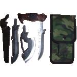 Ножи-Набор туриста HF-4 (Ярхант)