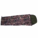 Спальник-одеяло СО-300 с подголовником разъемный (КМФ) (200х75) (+5/+15)