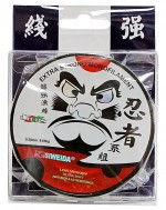 "Леска SIWEIDA ""Ninja"" (ST4) 100м 0,30 (9,65кг) прозрачная"