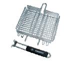Решётка-гриль FORESTER MOBILE со съемной ручкой, универс. 24х30