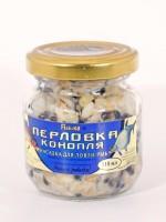 Перловка - конопля консервир. 110 мл клубника