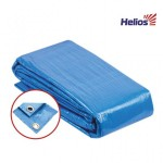 Тент универсальный 4*6 60гр BLUE Helios